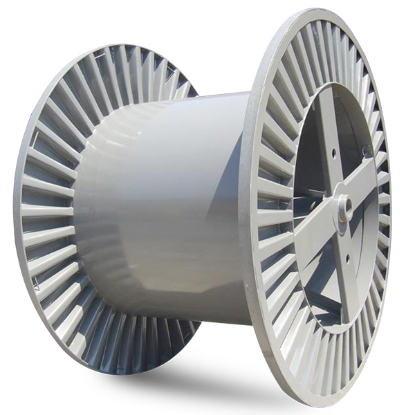 Corrugated Process Steel Reels